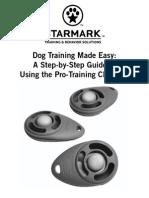 Starmark Clicker Training Made Easy
