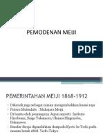 Pemodenan Meiji