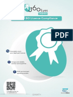 360eyes compliance datasheet for business objects license compliance