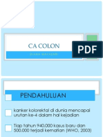 CA Colon Ppt
