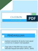 CA Colon Ppt