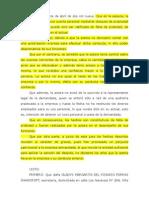 Sentencia San Felipe Falta Probidad