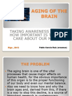 Aging of the Brain