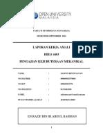 Amali Hbls4403 Pengajian Kejuruteraan Mekanikal