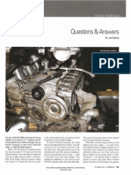Reliability of 996 Engines Excellence Magazine October 2005