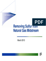 GTI-Removing Sulfur From NG 2