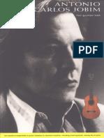 [Antonio Carlos] Jobim for Guitar