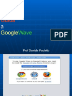 Guida all'uso di GoogleWave