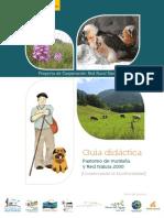 Artzaintzako Gida Didaktikoa. Guía Didáctica del Pastoreo