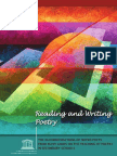 Unesco - Reading and Writing Poetry