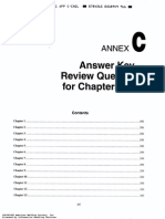 Appendex C Answer Key