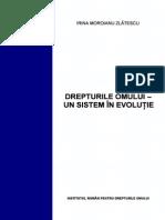_APARIŢIA ŞI EVOLUŢIA ISTORICĂ A. DREPTURILOR OMULUI.