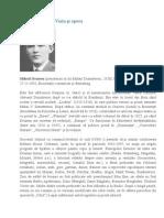 Mihail Drumeş – Viaţa şi opera