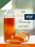 177036273 Diy Organic Beauty Recipes