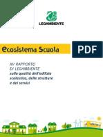 Ecosistema Scuola -Rapporto
