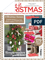 Home & Lifestyle Collection 12 - Make It Christmas