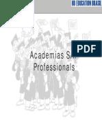 Resumo Academias SAP