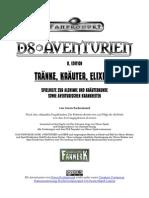 DSA Spielhilfe - Tränke Kräuter Elixiere