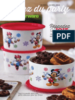 Brochure Tupperware Mi-novembre 2014