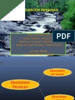 Ekosistem Perairan Fix
