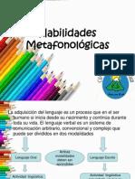 Taller Habilidades Metafonológicas