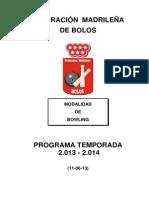 Programa Federacion