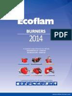 Ecoflam Burners 2014 en