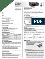 Manual Do Controlador de Temperatura