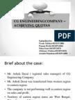 c.g. Engg Company