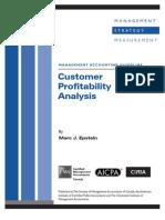 Tech Mag Customer Profitability Analysis July07