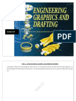 Bibin's Work Book for Engineering Graphics