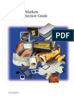 3M Adhesive Material Selection Guide