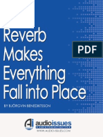 How Reverb Makes Everything Fall Into Place