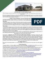 Jumaa Prayer Bulletin 14 November 2014