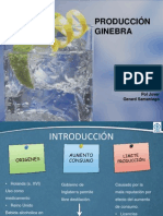 Ginebra (proceso fabricacion)