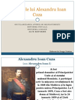 Reformele Lui Alexandru Ioan Cuza