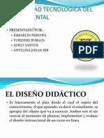 Diapositiva de Didactica