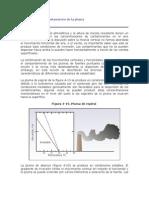 Estabilidad y Comportamiento de La Pluma