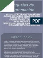 Lenguajes de Programación (1)