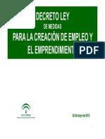 Decreto Junta Medidas Emprendimientomayo2013