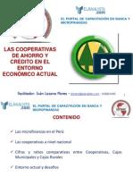 Las Cooperativas de Ahorro y Crédito en El Entorno Económico Actual