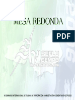Mesa Redonda Vi Sefluidos