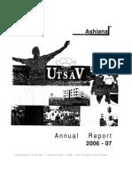 Ashiana Annual Report 07