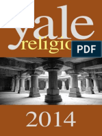Yale University Press Religion 2014 Catalog