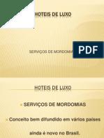 Serviço de Mordomia