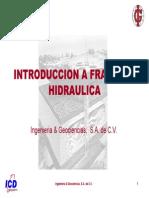 01 - Introduccion a Fractura Hidraulica