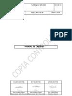 Manual de La Calidad Revisión 1-1