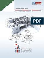 Ashiana Housing Annual Report FY11
