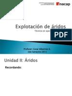 1.9.-Explotacion de Aridos