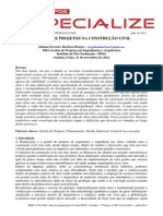 Revista IPOG -Gestão de Projetos Na Construção Civil
